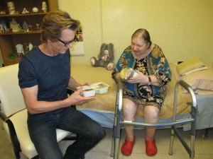 Kevin Bacon at Encore Community Services